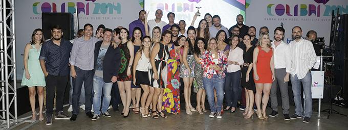 Vencedores do Prêmio Colibri 2014