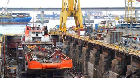 Auditoria vai investigar contrato de navio-sonda que será construído em estaleiro do ES