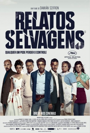 Cartaz Relatos Selvagens