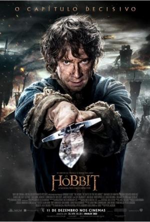 Cartaz O Hobbit: A Batalha Dos Cinco Exércitos