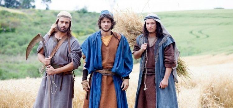Primeira temporada de 'Milagres de Jesus' volta à tela da Record ...