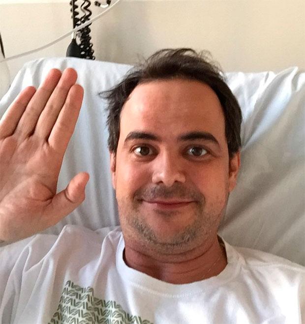 Carioca do Pânico é internado após reação alérgica | Folha Vitória