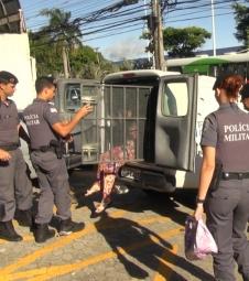 Nove são presos em operação na Serra