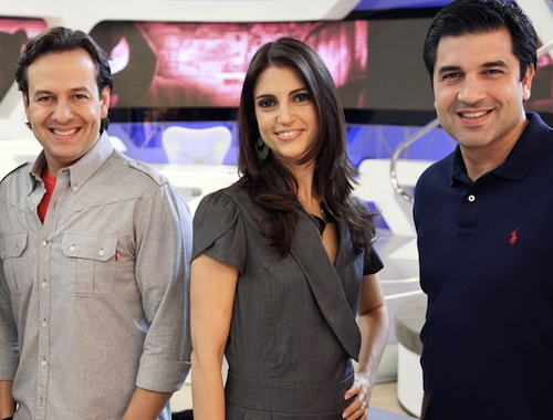 """Com reformulação do """"Hoje Em Dia"""", Celso Zucatelli, Chris Flores e ..."""