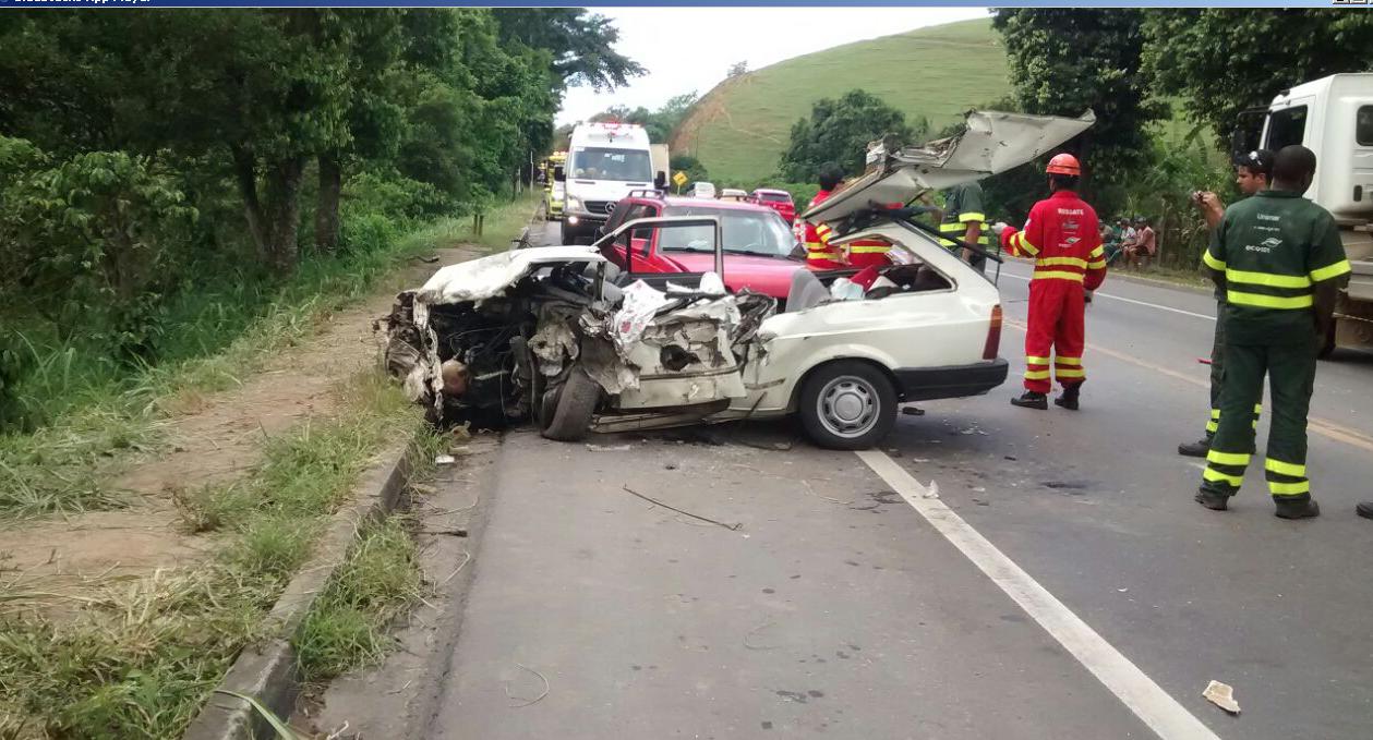 Número de mortos em acidentes no Espírito Santo aumenta durante ...