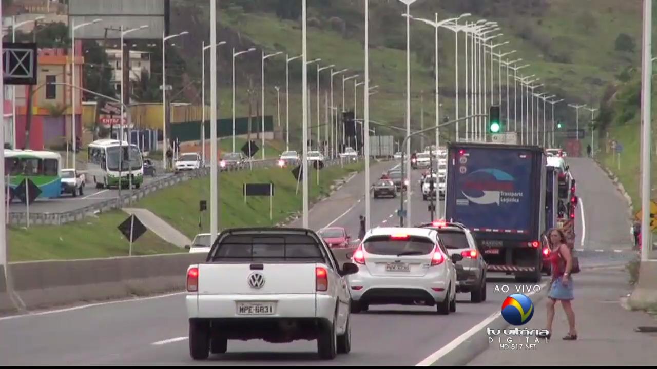 Número de acidentes no feriado de Natal sofre queda | Folha Vitória