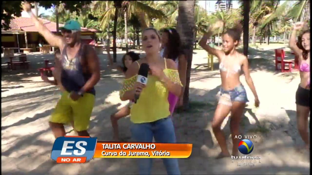 Confira a dança que vai bombar neste verão   Folha Vitória