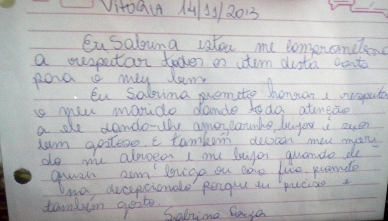 Menina assassinada pelo pai adotivo teria deixado carta com ...