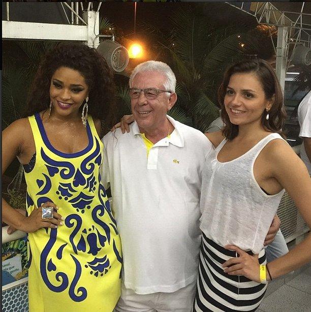 Juliana Alves pode perder o posto de rainha de bateria da Unidos ...