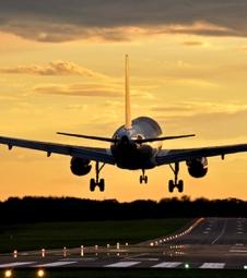 Promoção com passagem de avião por R$ 65,00