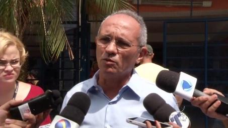 Governador e prefeitos debatem sobre estiagem no Espírito Santo - Folha Vitória