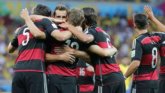 A camisa da Alemanha torna ainda mais inesquecível que o Mineirão foi o  palco dos 7 a 1 na semifinal da última Copa Foto  Estadão Conteúdo f4595827639c4