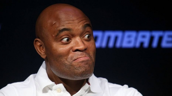Anderson Silva vai disputar cinturão se vencer Diaz, diz Dana ...