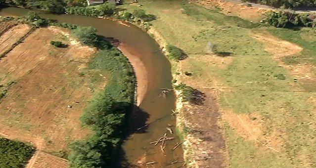 Crise hídrica: vazões dos rios Jucu e Santa Maria da Vitória atingem ...