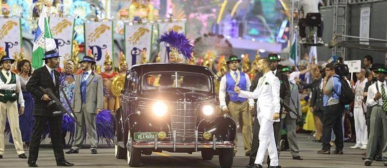 Mocidade e Vai-Vai são as favoritas ao título do carnaval de São ...