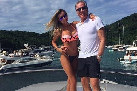 Roberto Justus inaugura iate avaliado em R$10 milhões | Folha ...
