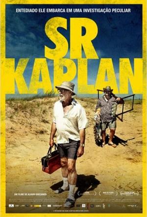 Cartaz Sr. Kaplan