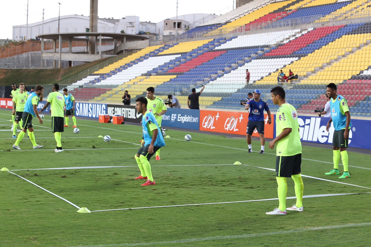 Vendas de ingressos para jogo do Brasil e Nigéria começam na ...