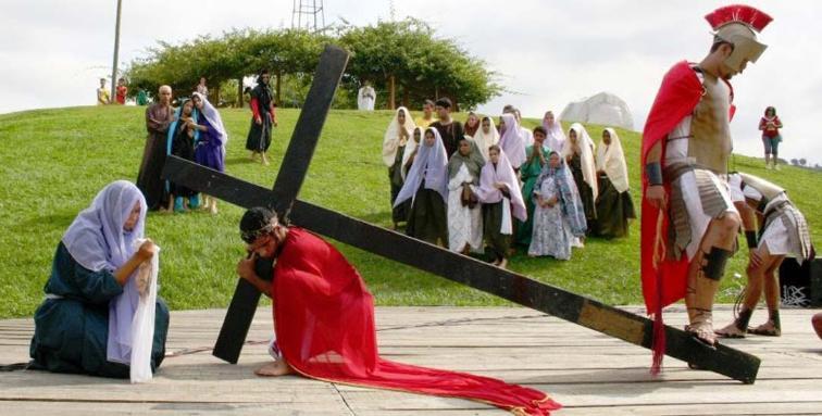 Paixão de Cristo será encenada em vários municípios capixabas ...
