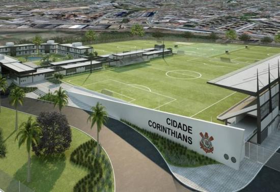 Sem investidores, CT das categorias de base do Corinthians emperra
