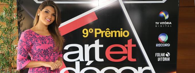 Lançamento do 9º Prêmio Art et Décor