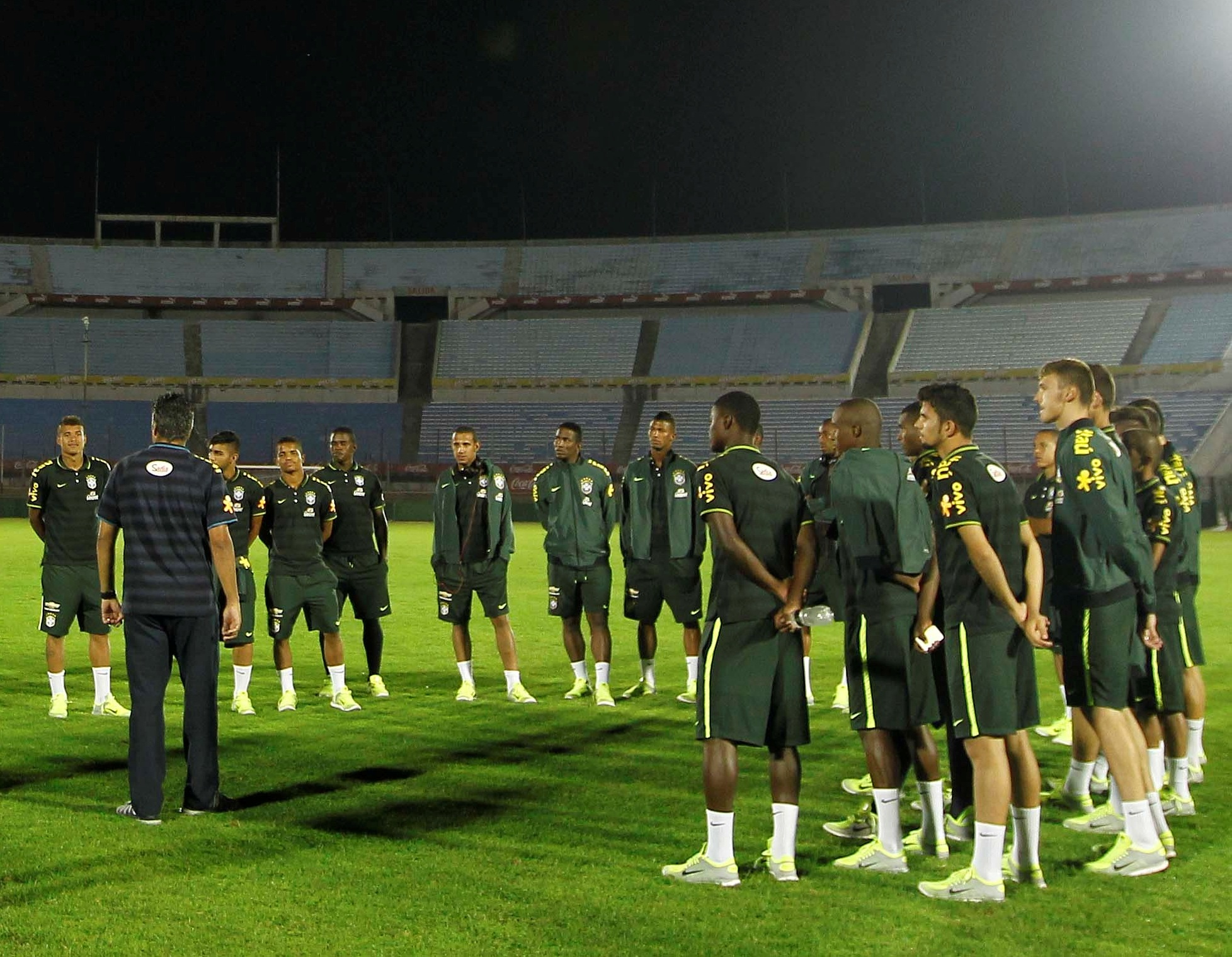Seleção brasileira olímpica disputará amistoso este mês no Espírito ...