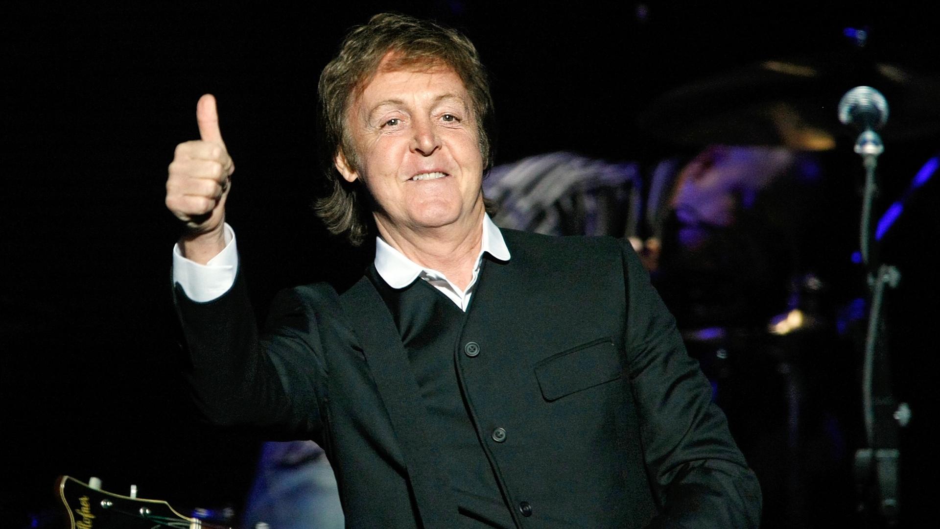 Ministério Público investiga participação do governo em show de Paul McCartney