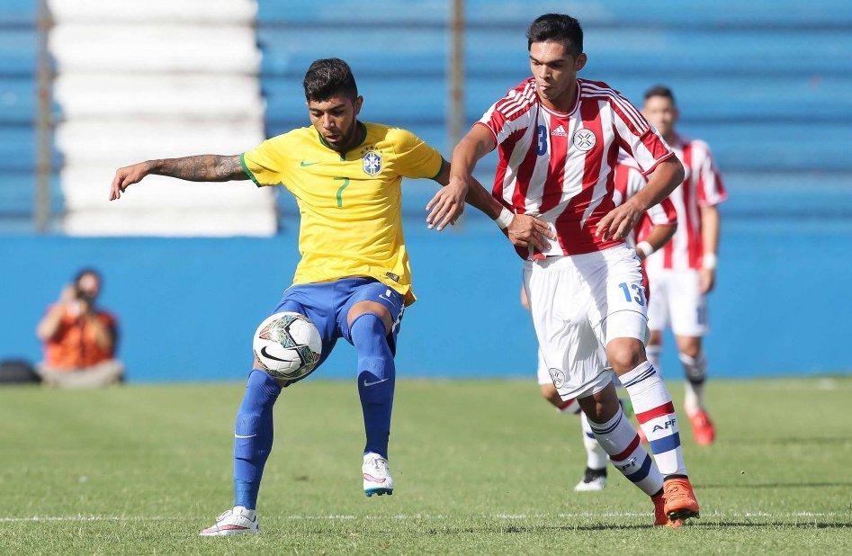 É hoje! Seleção olímpica enfrenta o Paraguai em amistoso no ES ...