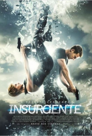 Cartaz A Série Divergente: Insurgente
