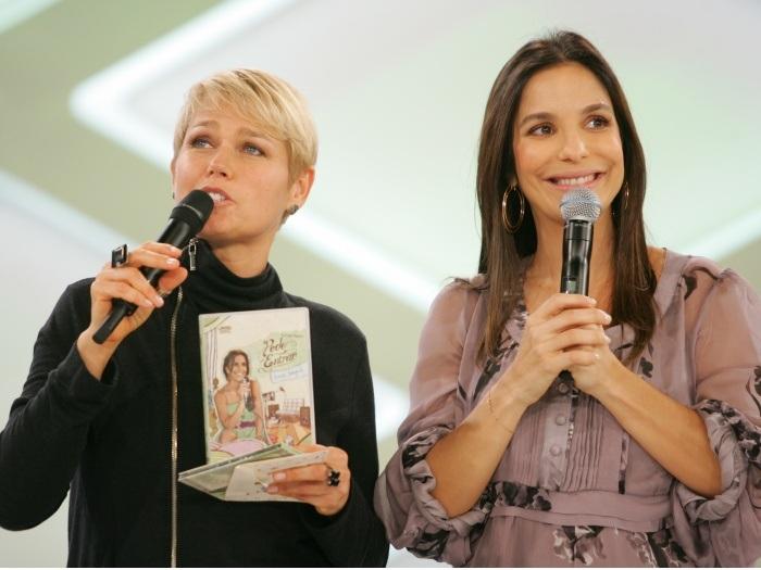 Ivete rompe contrato com a Globo por causa de Xuxa na Record ...