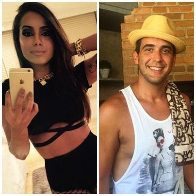 Anitta e André Marques estão em clima de romance, diz colunista ...