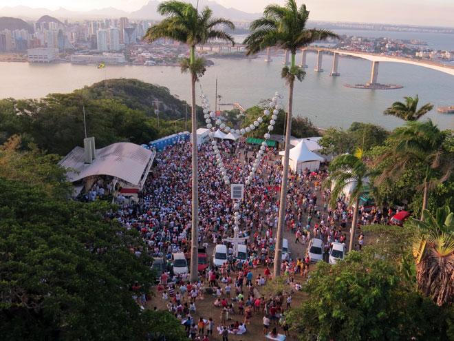 Festa da Penha começa e promete movimentar o turismo no ES ...