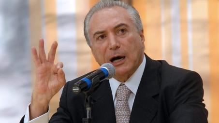 Temer: reforma política é vitória do Congresso | Folha Vitória
