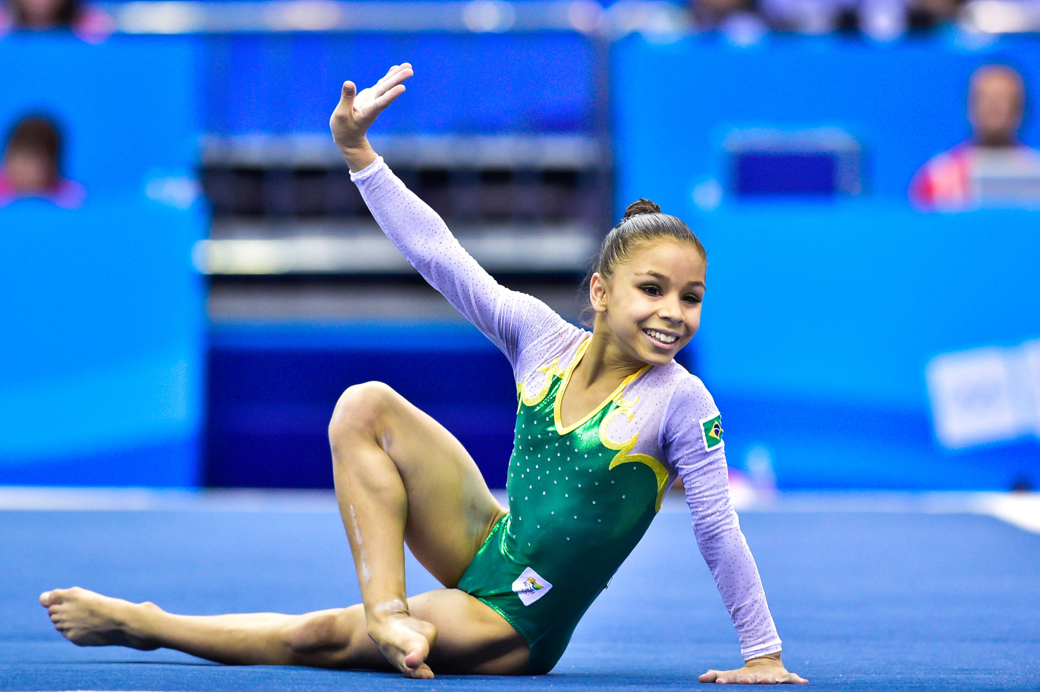 Brasil fecha primeiro dia de finais da ginástica artística com quatro ...