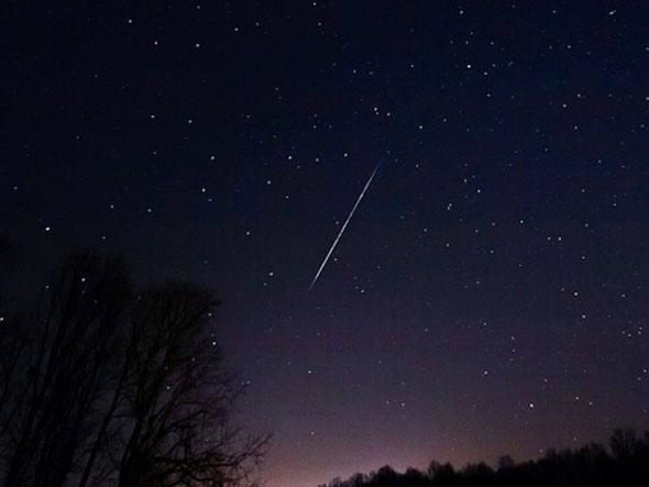 Chuva de meteoros vai deixar céu mais iluminado no Espírito Santo ...