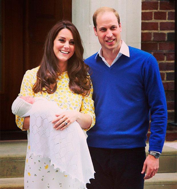 Entenda o motivo do nome da filha de Kate Middleton e príncipe ...