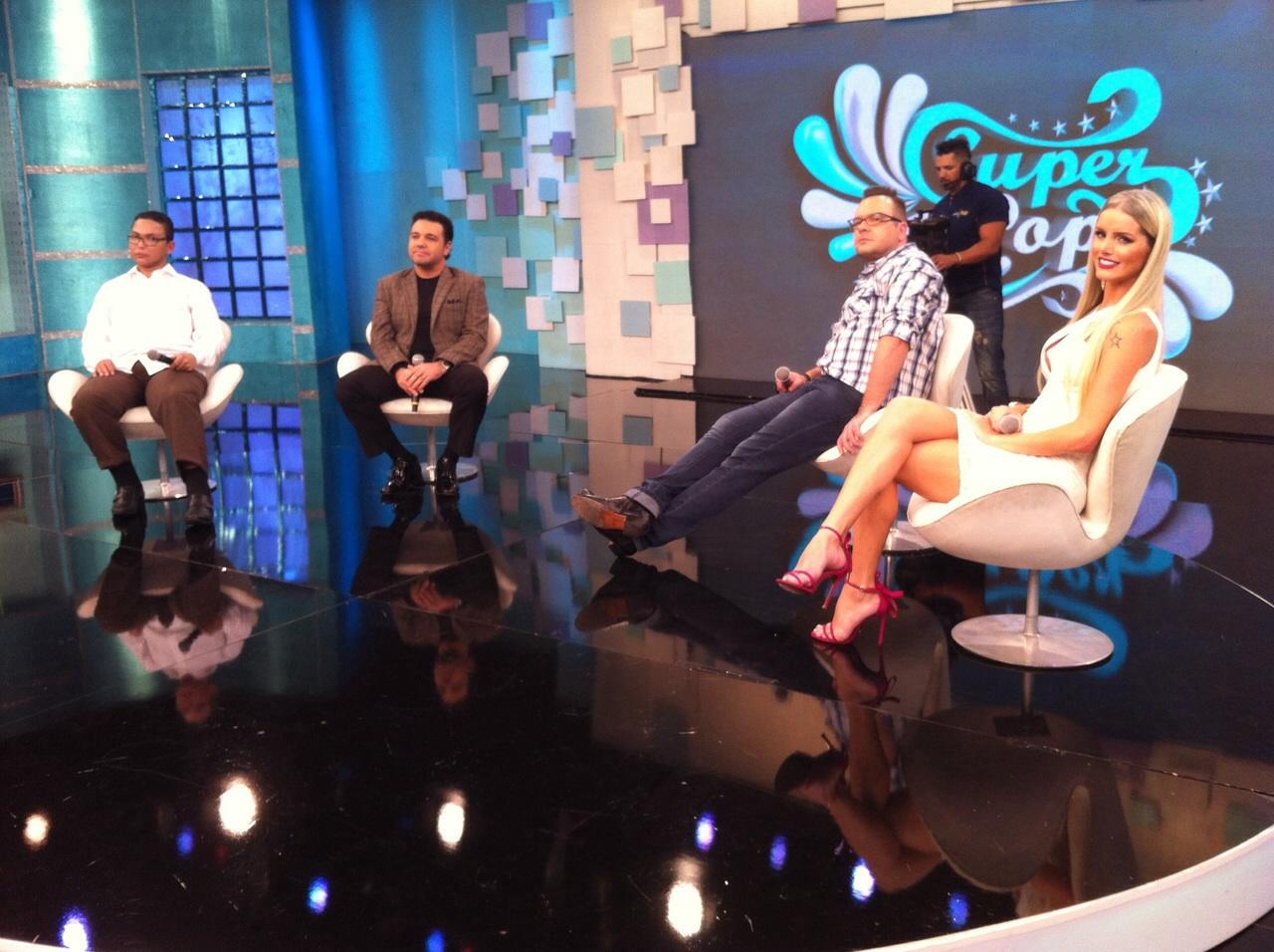 Em programa de TV, Marco Feliciano diz que ficaria com modelo ...