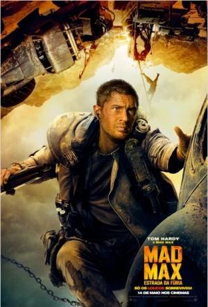 Cartaz Mad Max: Estrada Da Fúria