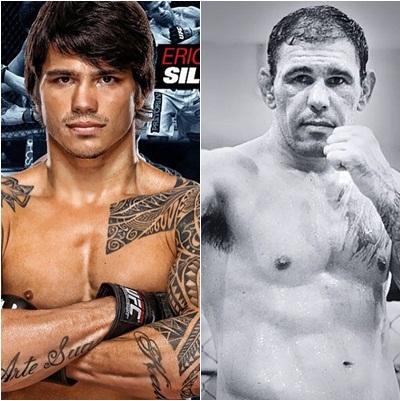 Time de peso: Erick Silva e Minotouro marcam presença no ...