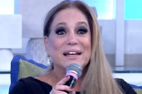 Susana Vieira interrompe apresentadora e convidados em ...
