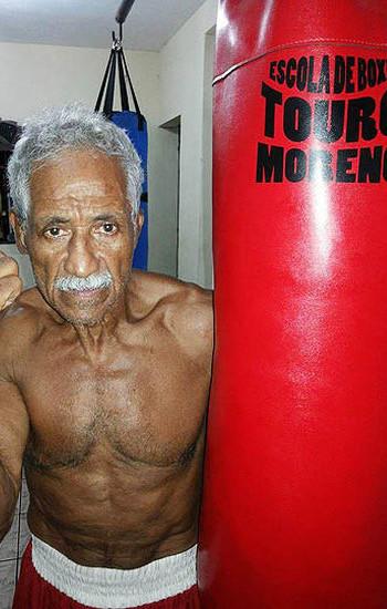 Prisão de Touro Moreno: família se cala e ex- pugilista não terá ...