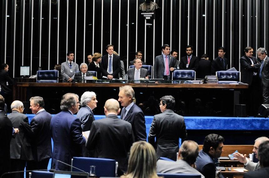 Senado aprova MP que altera regras de pensão, auxílio- doença e ...