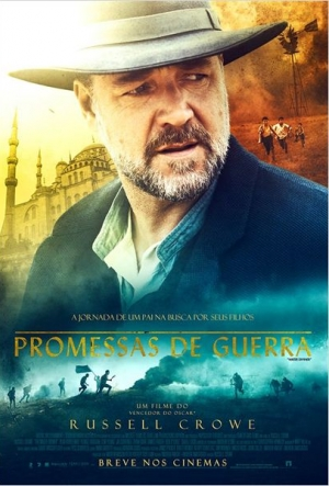 Cartaz Promessas De Guerra