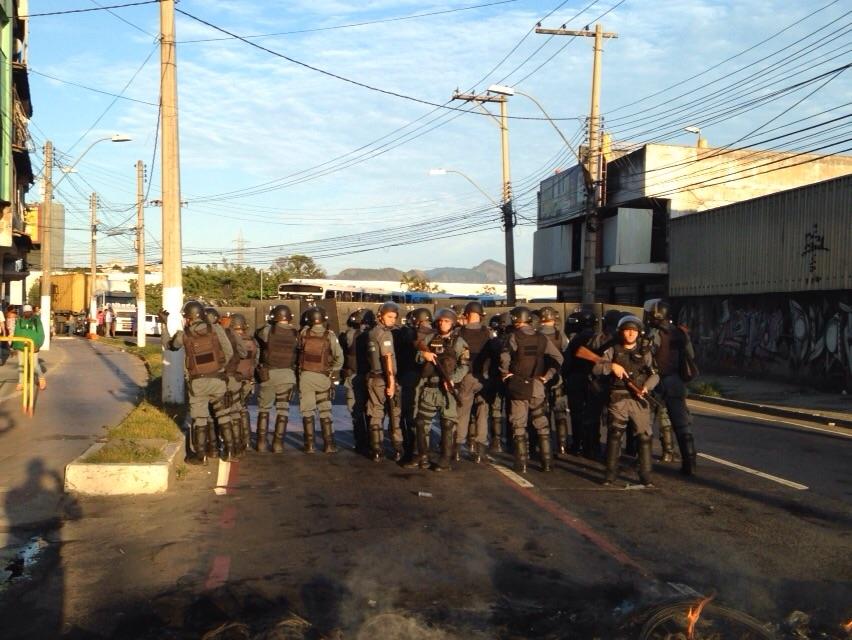 CUT- ES descarta bloquear vias de acesso a Vitória durante protesto ...