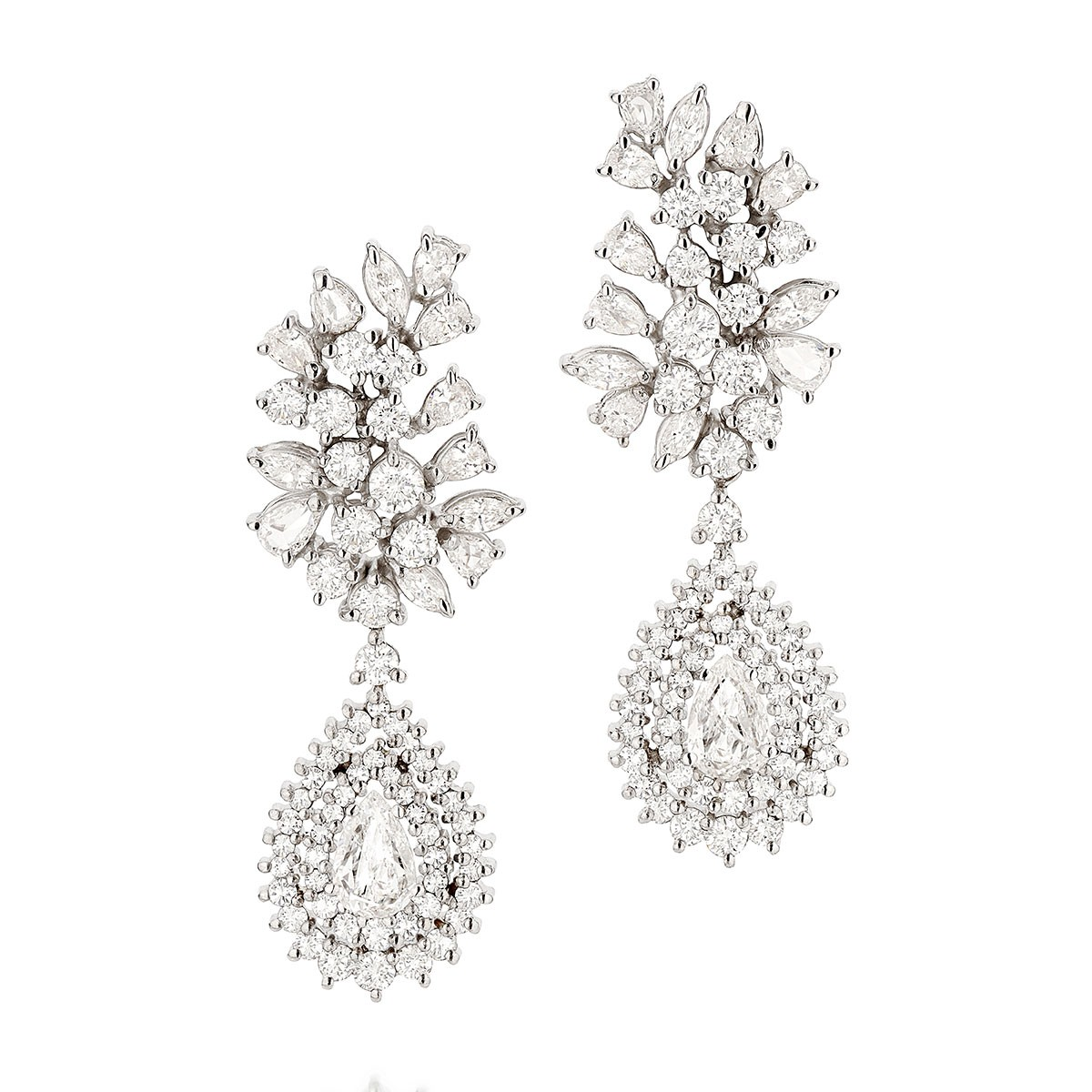 Combinações ousadas e clássicas de joias para noivas | Folha Vitória