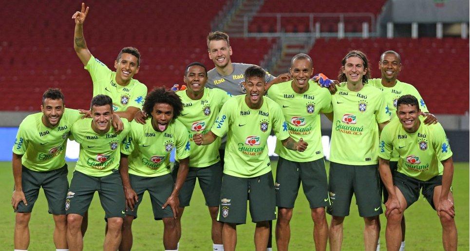 No Beira-Rio, Neymar é atração da seleção brasileira no amistoso ...