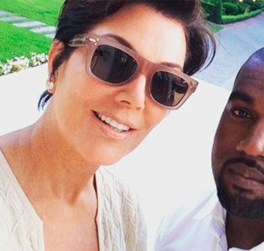 30e0ea3e659 Kris Jenner quer usar seu filho