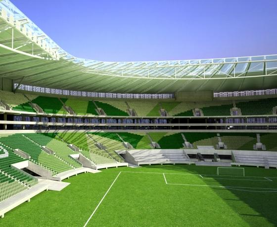 Em crise, WTorre nega intenção de vender novo estádio do Palmeiras