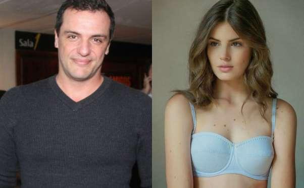 Após cenas ousadas, Rodrigo Lombardi e Camila Queiroz trocam ...