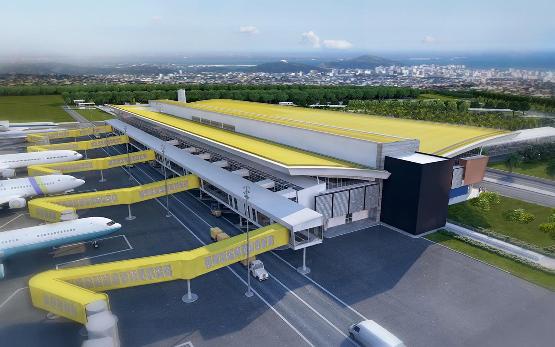 Resultado de imagem para aeroporto de Vitória